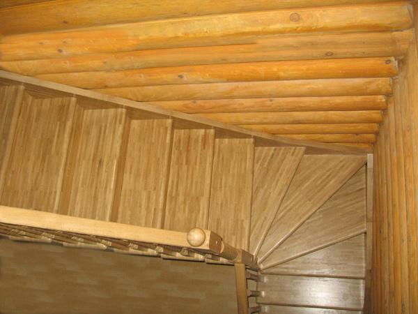 Как сделать деревянную лестницу на мансарду своими руками