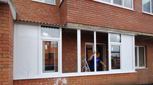 """Отзывы о компании """"изготовление и монтаж балконов, окон и дв."""