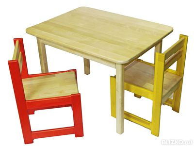 Детские столы детские стулья