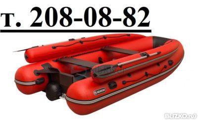 лодка абакан 380 характеристики
