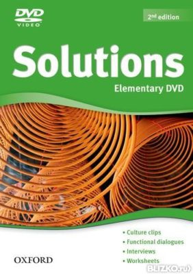 Решебник по английскому solutions elementary workbook