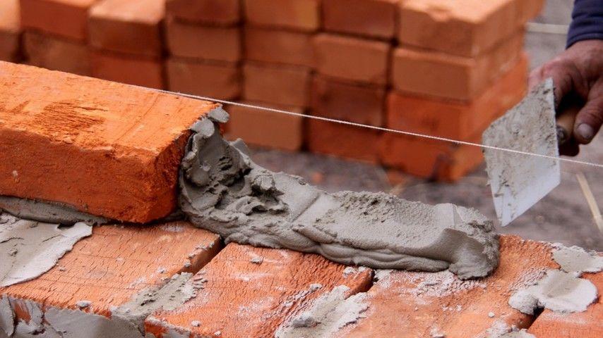 раствор строительный штукатурный гост
