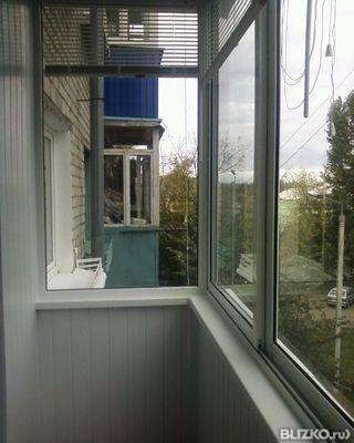 Остекление балкона в одно стекло сколько по времени занимает остекление балкона