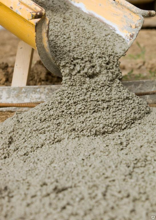 бетон в25 тяжелый