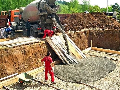 Смеси бетонные в30 бетон гусев