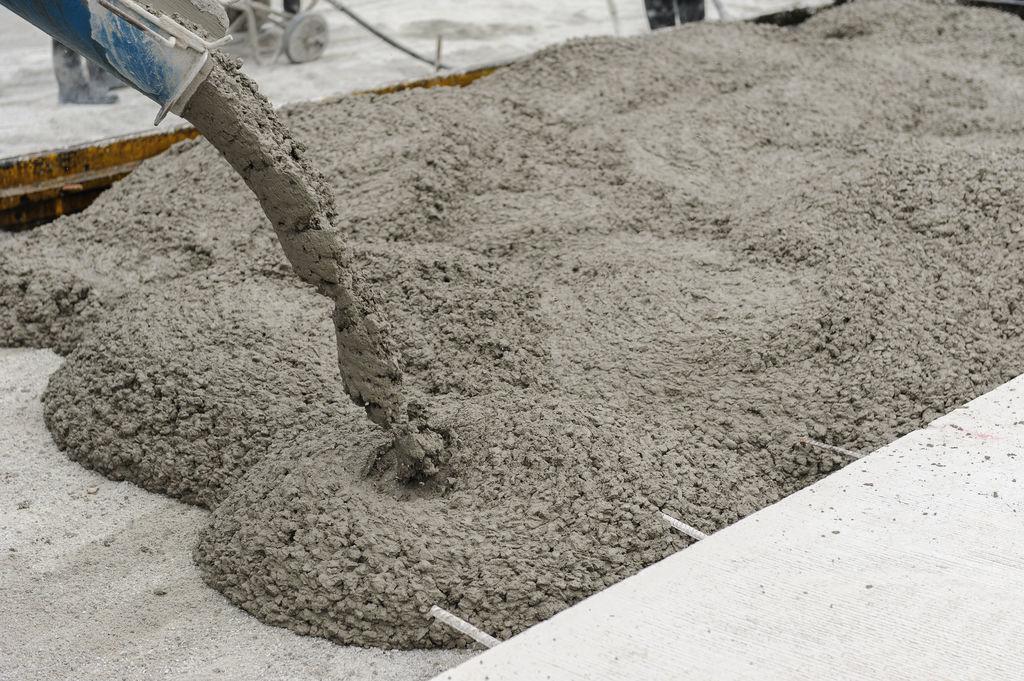 бетонная смесь мелкозернистая гост