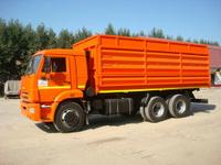 Самосвал Камаз 65115 зерновоз, 20 м3 (разгрузка на три стороны)
