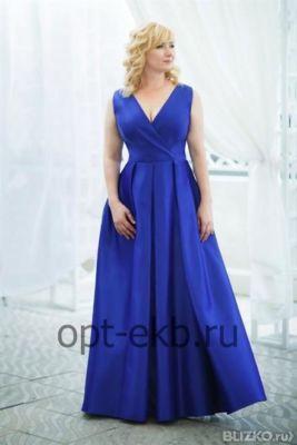744c88a3b1a Длинное вечернее платье в пол 21-26