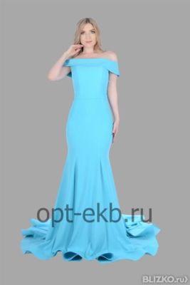 5fc98901a3e Длинное вечернее платье Аврора в пол 41-67
