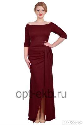 422c3ec38af Длинное вечернее платье Мистик в пол 40-17