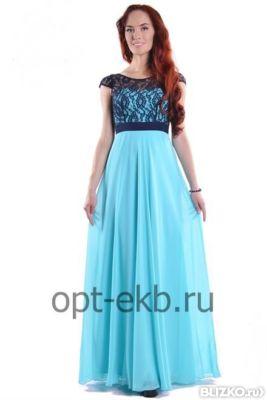 d1e220f429a Длинное вечернее платье с А-силуэтом в пол 28-18